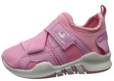 Les enfants Sport cuir Chaussures Rose 20285 occasionnel