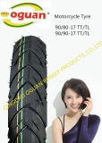 軽いモーターのための都市タイヤは自転車に乗る(250-17 80/90-17)