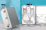 Unità dentale portatile dell'olio della strumentazione dentale del dentista libero del compressore d'aria