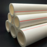 PPR tuyau composite en plastique pour l'eau chaude/froide