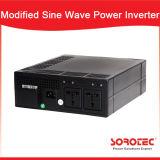 Visor LCD de onda senoidal modificada AC-DC Inversor de potência 500-2000va para uso doméstico