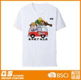 La mode masculine blanc T-Shirt de sport