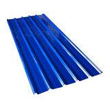 24 Manômetro PPGI Folha de telhas de aço corrugado galvanizado