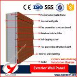 Elétricos Padrão de tijolo quebrado painéis decorativos de parede exterior