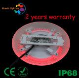 IP68 18W RGBカラーLEDプールランプの工場
