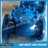 Тип задерживающий клапан подъема стали углерода Dn100 Pn25