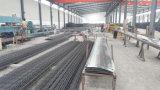 Q235 GB techo Spot de la placa de presión de la combinación de la hoja de la Junta de piso galvanizado