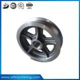 OEM/Custom 연성이 있는 사철 주물 부속 또는 알루미늄은 주물을 정지한다