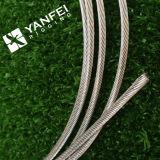 Câble métallique d'acier inoxydable pour la marine