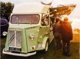 2018 горячая продажа Vintage Citroen продовольственной грузового прицепа