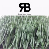 hierba sintetizada artificial del césped del campo de la alfombra de 50m m que ajardina para el fútbol, balompié