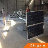 Solar-LED Straßenlaterne 10m-90W mit Batterie auf die Oberseite
