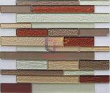 Quarz und Glasmischbadezimmer-Wand-Mosaik (CFS727)