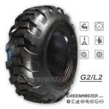 China 4 costilla neumático de Tractor agrícola de los neumáticos de orientación de la dirección delantera