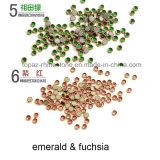 못 장신구 못 예술 디자인 (HF ss16 4mm 12의 색깔)를 위한 플라스틱 Chaton 모조 다이아몬드