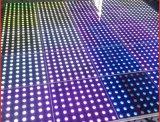 Equipamento de música de dança 192 PCS 8*8 LED Digital Pixel de Dança