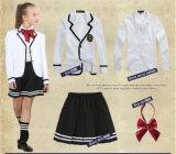 Школьная форма высокого качества изготовленный на заказ для мальчиков и девушок