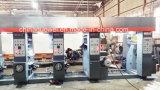 Machine d'impression de rotogravure de gestion par ordinateur de papier d'aluminium pour l'étiquette (de papier, collant la machine)