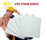 Folha de espuma de PVC branco baratas