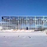 La serra di vetro orticola calda di Venlo per la verdura