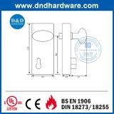 De Vermelde Versiering van de Knop van het Wapenschild van het roestvrij staal met UL (DDPL004)