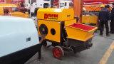 Pompe concrète puissante pour la construction pompant avec l'énergie diesel et électrique