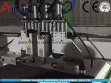 1325 doppelte Köpfe CNC-Fräser-Maschine z-zwei mit 2 Spindeln