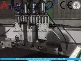 1325 CNC van twee Hoofden de Machine 1300X2500 van de Router