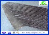 Bastone di hokey di un pezzo del ghiaccio dell'OEM della costruzione della fibra leggera del carbonio