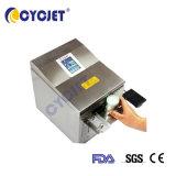 기계를 인쇄하는 Cycjet Alt390 Barcode 인쇄 기계 병 로고 날짜