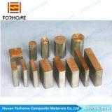 Explosives Schweißens-Titanfaßbinder-bimetallischer plattierter Stab