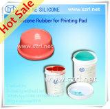 Eco-Friendly силиконовая резина для печатание пусковой площадки подобного к Wacker 623