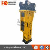 Daemoの予備品の油圧ハンマーのブレーカ(SB81A)