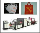 Bolso no tejido automático de la tela que hace la máquina para los bolsos de compras (DC-HB)