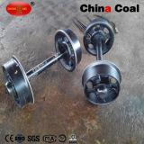 Insieme di rotella del carrello di estrazione mineraria dell'acciaio di getto del carbone della Cina!