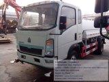 HOWO 5000L 5m3 물 트럭
