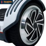 6.5 بوصة اثنان عجلة لوح التزلج كهربائيّة بلاستيكيّة يستعصي تغطية [إ-سكوتر]