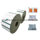 Grado Superior barnizar la impresión de papel laminado de aluminio de la mantequilla.