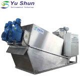 Matériel civil de traitement des eaux de perte d'eaux d'égout pour la plante aquatique de rebut