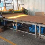 Le placage de Wenge a conçu la ligne fine reconstituée par placage placage recomposé par placage reconditionné de placage