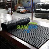産業Anti-Fatigueゴム製マットまたはスリップ防止台所マットまたは多彩な抗菌性の床のマットまたはスリップ防止研修会のゴム製フロアーリング