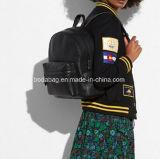 Backpack черных женщин PU сь признавает изготовление на заказ (BDX-171114)