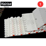 Comida de plástico equipamento do transportador de correia Modular (Har800)