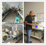 Culombiómetro de ASTM D6304 Karl Fischer à água da análise no índice de óleo em Ug/Ppm/porcentagem/Mg/L