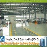 農場の中国の鉄骨構造の倉庫