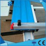 Machines à bois de haute précision Table coulissante vu