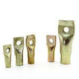Het Stempelen van de Precisie van het metaal het Stempelen van het Roestvrij staal Aangepaste Delen