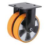 Núcleo de poliuretano de aluminio Super rueda rueda gemela
