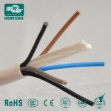 Fils et câbles revêtus de PVC Isolation PVC Kabel Elektrik