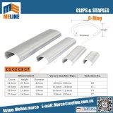 Banheira de vender o zinco C Hog Ring Shank pregos C anéis para C1, C2, C3, C7 Tools